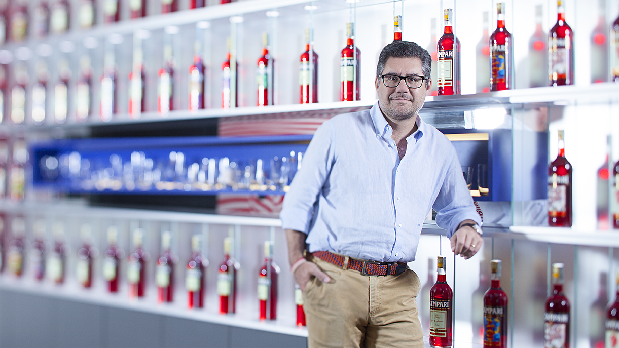 Mr.Robert Kuntze AD CAMPARI