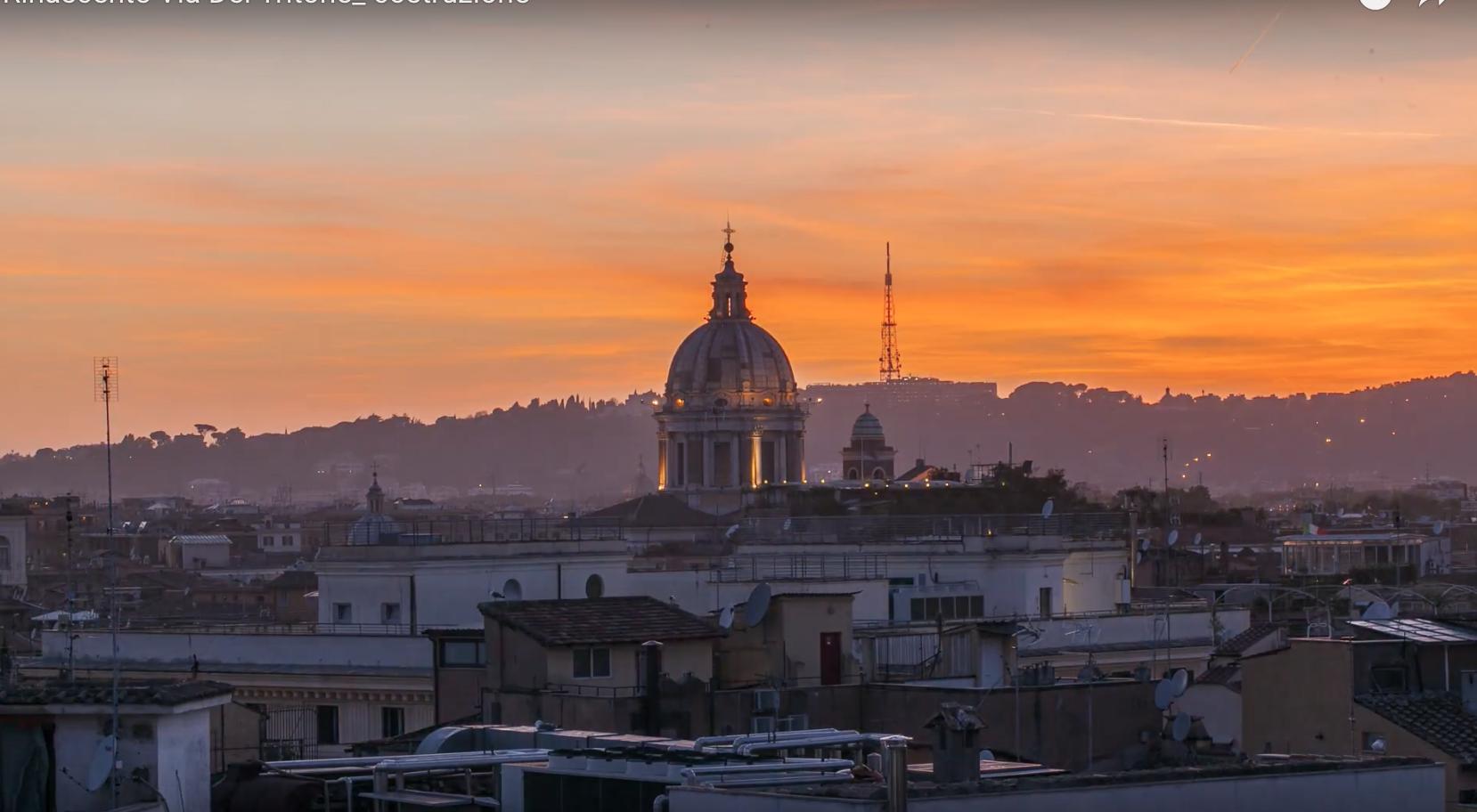 Rinascente Roma Via Del Tritone_Costruzione
